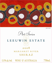 2008 Art Series Shiraz Wine