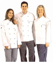 Chef's uniforms
