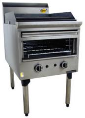Griddle toaster