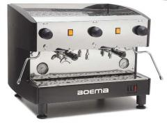 Deluxe 2 group coffee machine