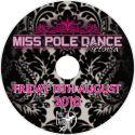 Miss Pole Dance Victoria August 10 DVD