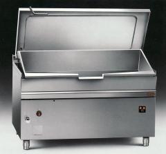 Tilting braising pans - 160L & 200L