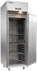 Upright refrigerators