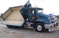 Tip Truck