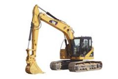 Excavators, Model Caterpillar 314D LCR (15 ton excavator)