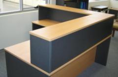 Reception Desks, FON RHL