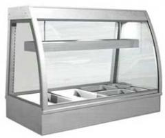 Cossiga counter bain marie