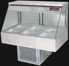 Cold food displays