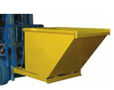 Forklift Tipper Bin, BMP015OS