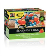 Baby Strawberry Berry Mix