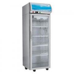 Upright display fridge
