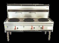 Chinese wok stove