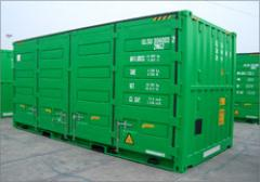 Specialised Dry Cargo