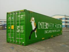 Pallet Wide Containers