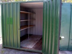 Shipping Containers (14ft)