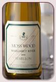 Moss Wood Semillon Wood Matured Wine
