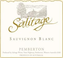 Salitage Sauvignon Blanc 2009 Wine