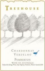 Treehouse Chardonnay Verdelho 2004 Wine