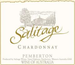 Salitage Chardonnay 2009 Wine