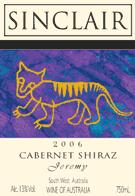 Museum: 2006 Cabernet Shiraz Jeremy Wine