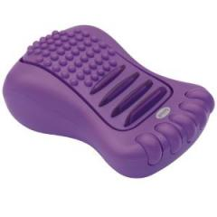 Scholl Crazy Feet Vibrating Foot Massager - Purple