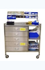 Anaesthetic Trolley, SP76S