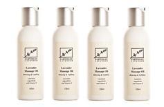 Lavender Massage Oil (200ml)