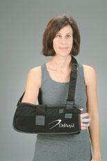 Shoulder Braces, DeRoyal Shoulder P.A.D. II