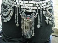 Belly Dance Coin Belts