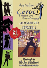 Instructional DVD Advanced Series 1