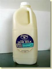 Skim Jersey Milk