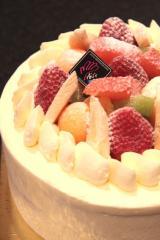 Seasonal Fruits Short Cake