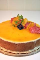 Orange & Double Chocolate Mousse
