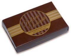 Macadamia Nut Toffee with Dark Chocolate
