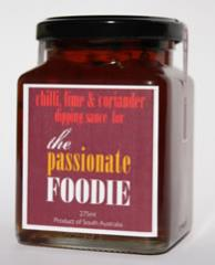 Chilli, lime & coriander dipping sauce – 275 ml