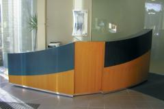 Reception Desks, Gordon