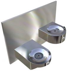 Britex Stainless Steel Dado Disabled Drinking Fountain
