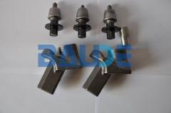 Road milling bits