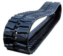 Ormac rubber excavator tracks for sale
