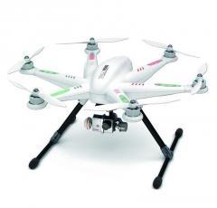Walkera Tali H500 FPV Quadcopter + G-3D Gimbal + iLook Cam + DEVO F12E FPV