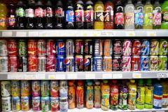 Energy Drinks/ Bull Energy Drink Red / Blue / Silver