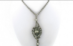 Finelli pendant necklace