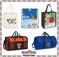 Custom made Tote | Calico | Sports | Eco Bags Perth, Australia