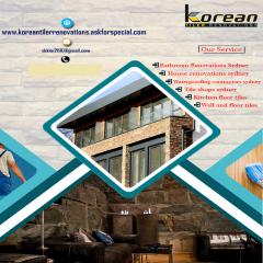 Korean Tiler Renovations | Bathroom Renovations Sydney