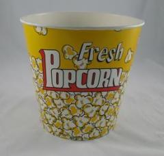 Popcorn Bucket Fresh