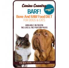 Canine Country BARF Food