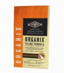 Certified Organic Cat Food