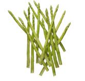 Asparagus Processed