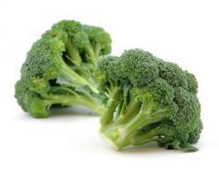 Processed Broccoli