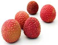 Delicious Lychees